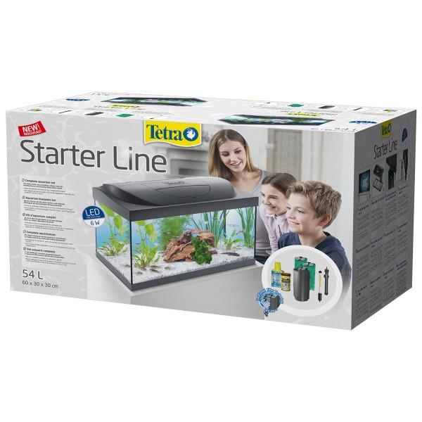 Tetra Starter Line Aquarium LED 54 Liter