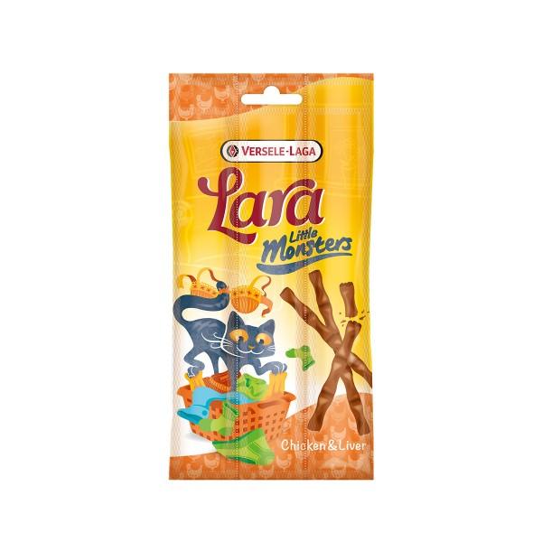 Versele-Laga Lara Little Monsters Sticks Chicken & Liver 3 Stück