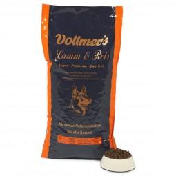 Vollmer's Lamm & Reis Trockenfutter