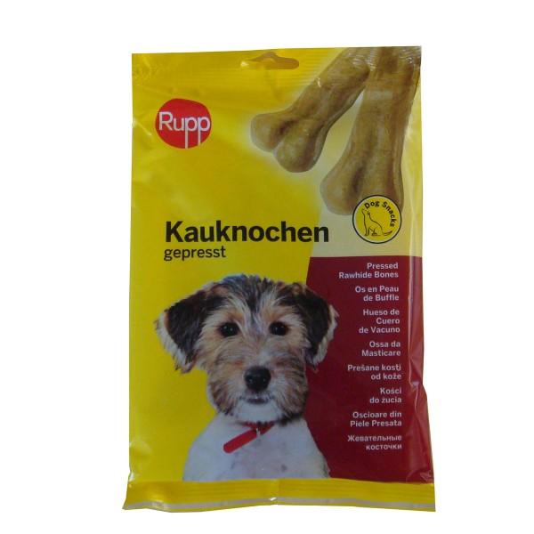 Rupp Hundesnack Kauknochen gepresst 3 Stk. 200g