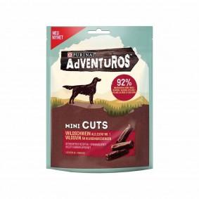 Purina AdVENTuROS Hundeleckerlis Mini Cuts mit Wildschwein