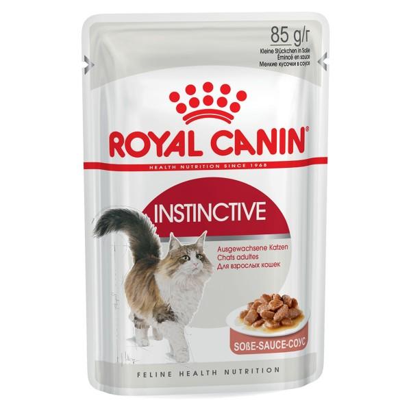 Royal Canin Katzenfutter Instinctive in Sosse 85g