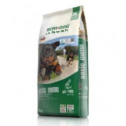 BEWI DOG basic menu Hundefutter