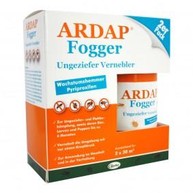 Ardap Fogger rozprašovač proti hmyzu, 2 x 100 ml