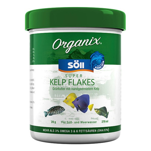 Söll Organix Super Kelp Flakes