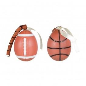 Trixie Steh-auf-Sportball Kunststoff 5cm