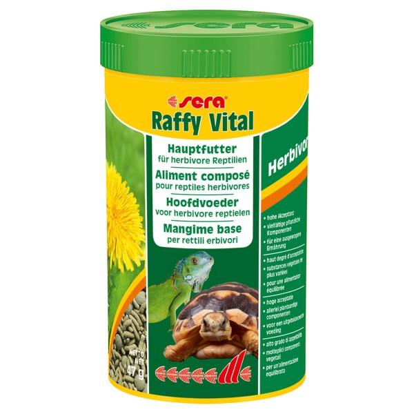 Sera Raffy Vital Aliment pour tortues