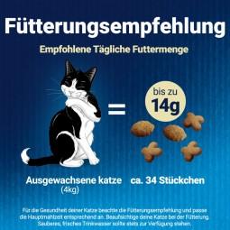 FELIX Naturally Delicious Katzensnack mit Rind & Goji Beeren