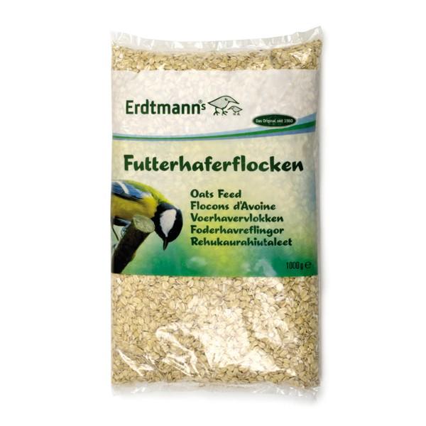 Erdtmann's Futterhaferflocken 1000g