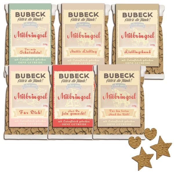 Bubeck Hundesnack Mitbringsel Classic 2,1kg