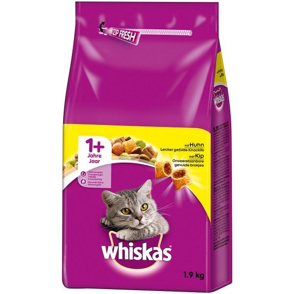 Whiskas Adult 1+ mit Huhn