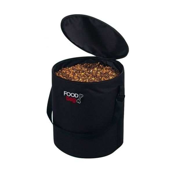 Trixie Foodbag Nylon ø29cm/35cm schwarz
