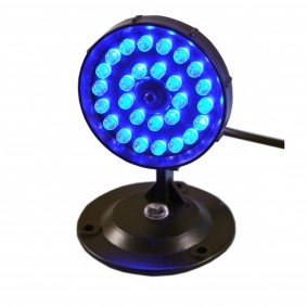 Aqualight Mini LED Moon 27xblau