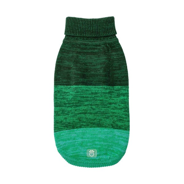 GF Pet Trail Sweater forest