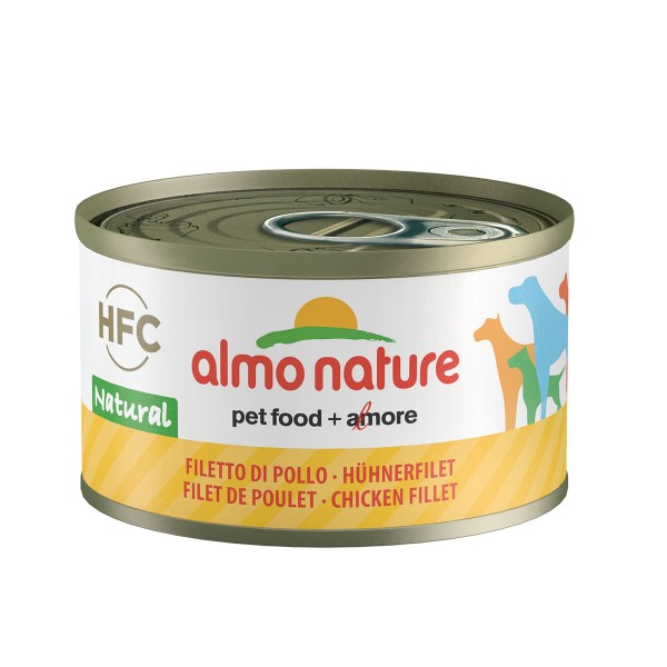 Almo Nature HFC Natural Dog Hühnerfilet