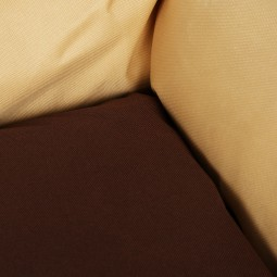 ZooRoyal Komfortbett Hakon braun/beige