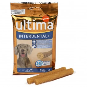 Ultima Dog Snacks Interdental 210g