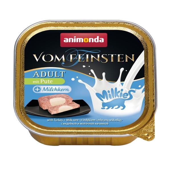 Animonda Vom Feinsten Adult mit Pute + Milchkern