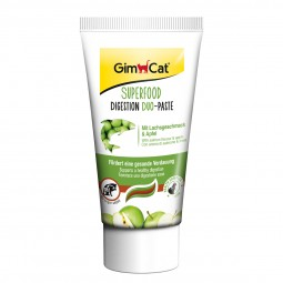 GimCat Superfood Digestion DuoPaste mit Lachs & Apfel