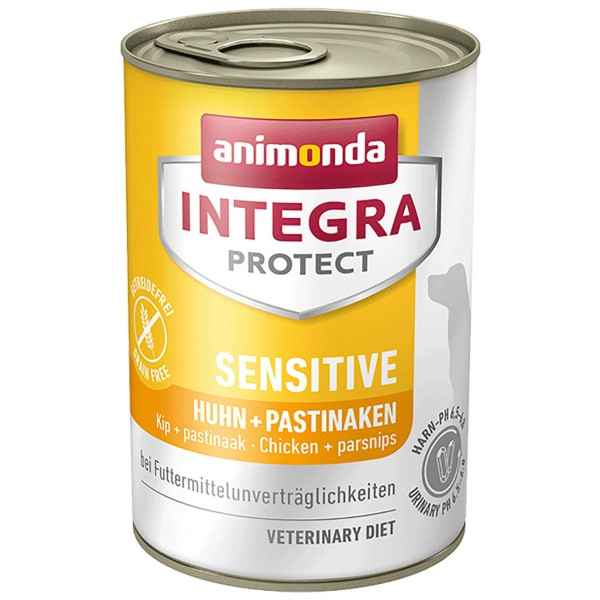 Animonda Integra Protect Adult Sensitive Huhn und Pastinaken