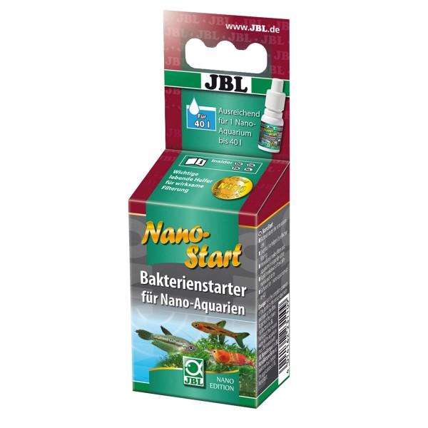JBL NanoStart Bakterienstarter 15ml