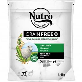 Nutro Grainfree Adult Lamm