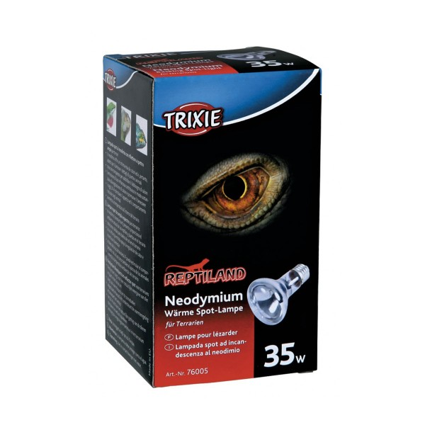 Trixie Neodymium-Wärme-Spotlampe - 35 Watt