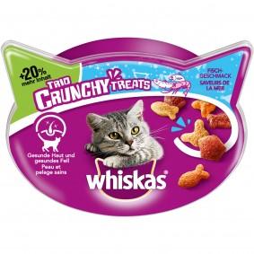 Whiskas Trio Crunchy Fisch