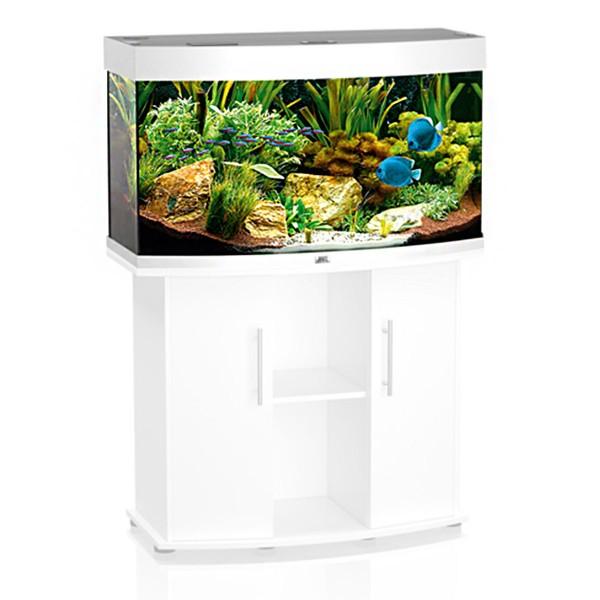 Juwel Vision 180 Aquarium ohne Schrank - Weiß