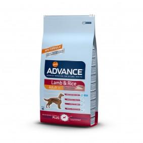 Advance Hundefutter Lamm und Reis