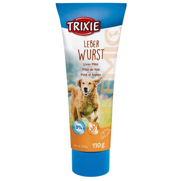 Trixie PREMIO Leberwurst für Hunde 110g