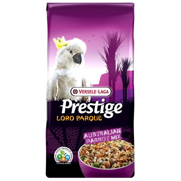 Versele Laga Prestige Loro Parque Australian Parrot Mix 15kg