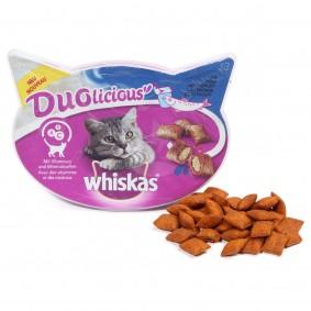 Whiskas Duolicious Lachs & Joghurt 55g
