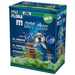 JBL Druckminderer für CO2-Anlagen ProFlora m001 duo 2