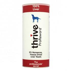 thrive ProReward Leber Hundesnack MaxiTube 500g