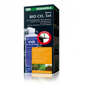 Dennerle Nano Bio CO2 Set für Mini-Aquarien