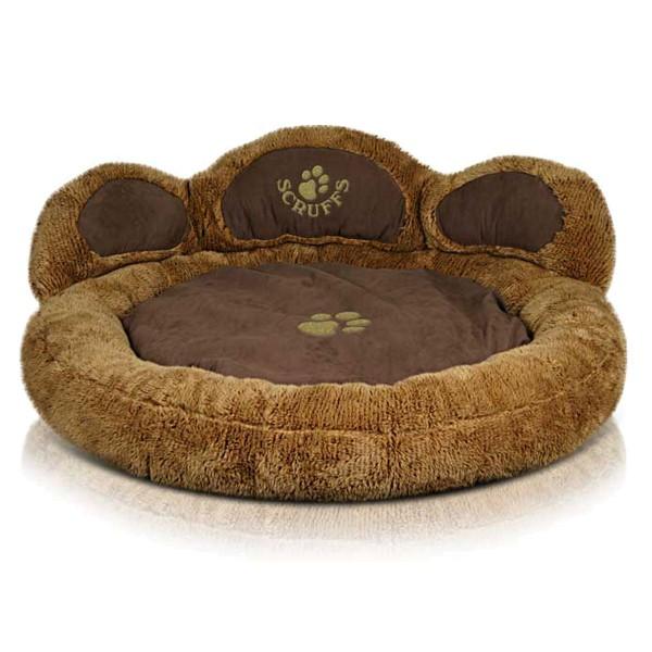 Scruffs Hundebett Grizzly Bear Bed