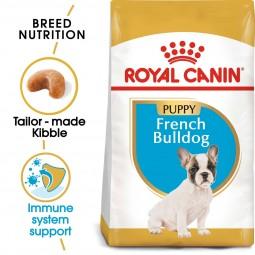 ROYAL CANIN French Bulldog Puppy Welpenfutter trocken für Französische Bulldoggen