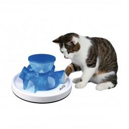 Trixie Cat Activity Intelligenzspielzeug Tunnel Feeder