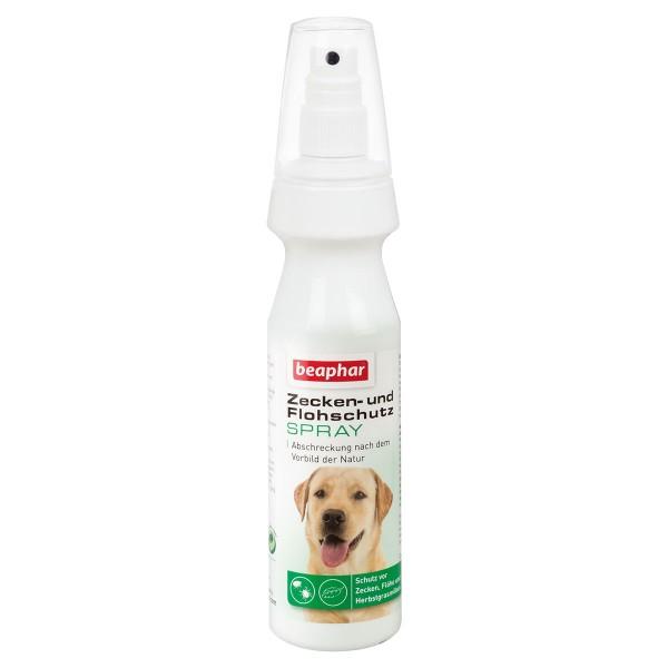 beaphar Zecken- und Flohschutz Spray für Hunde 150ml