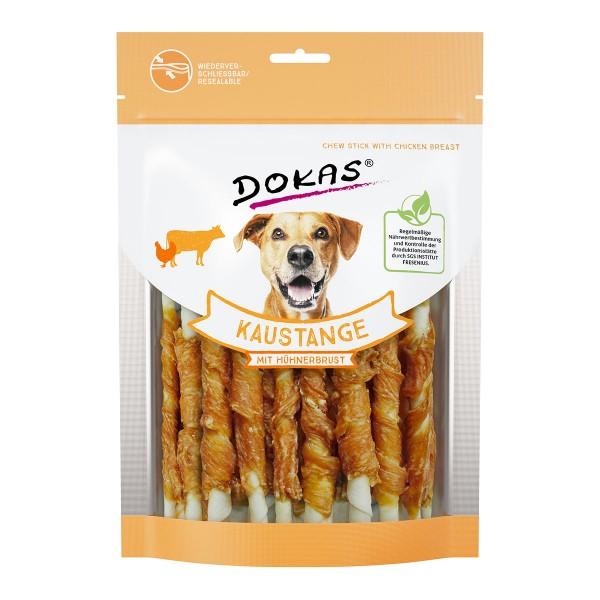 Dokas Hundesnack Kaustange mit Hühnerbrust