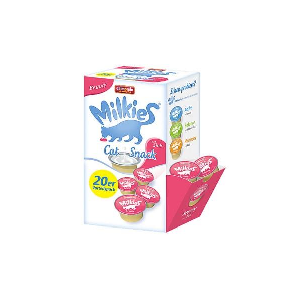 Animonda Katzensnack Milkies Schleck-Snack Beauty 20x15g