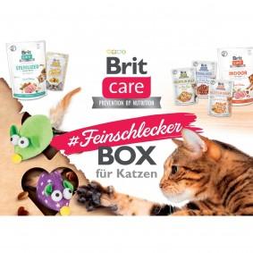 Brit Care Cat Feinschlecker-Box