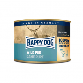 Happy Dog Wild Pur 12x200g