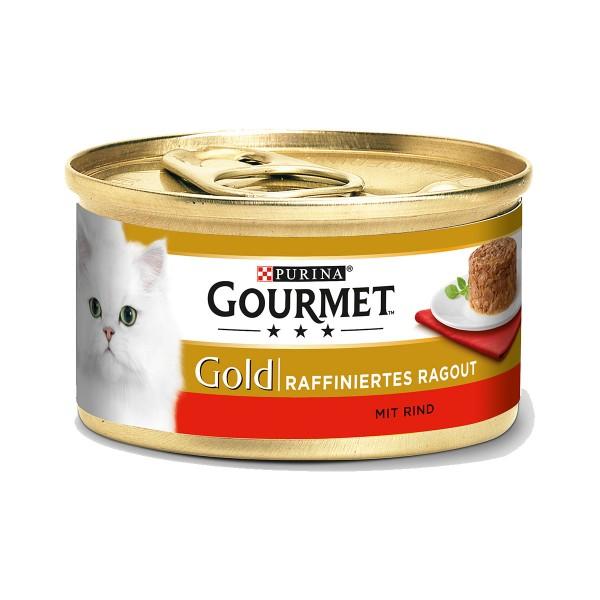 Gourmet Gold Raffiniertes Ragout Rind