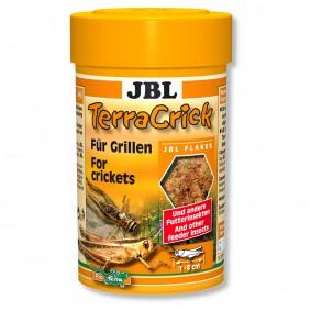 JBL TerraCrick - Futter für Grillen und andere Futterinsekten 100ml