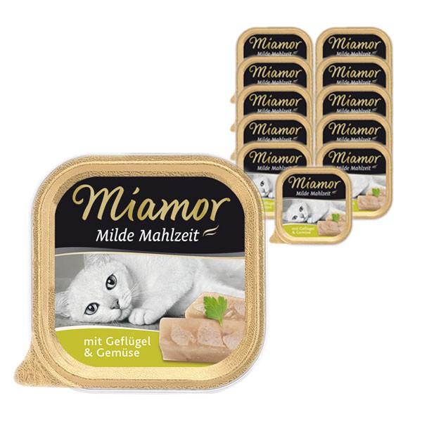 Miamor Milde Mahlzeit 16 x 100g