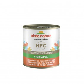 Almo Nature HFC Natural Cat Thunfisch und Huhn