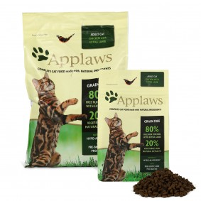 Applaws Cat Hühnchen mit Lamm