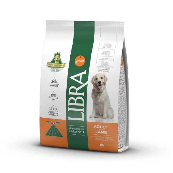 Libra Hundefutter Adult Lamm